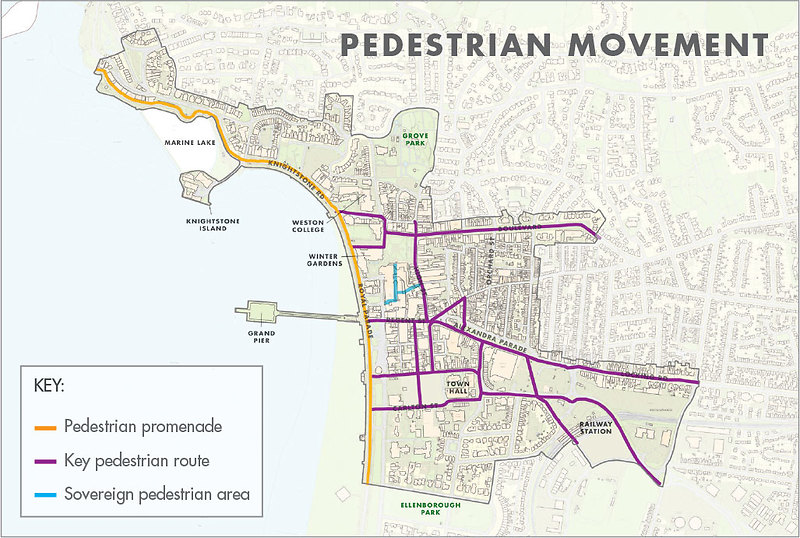 pedestrian-movement